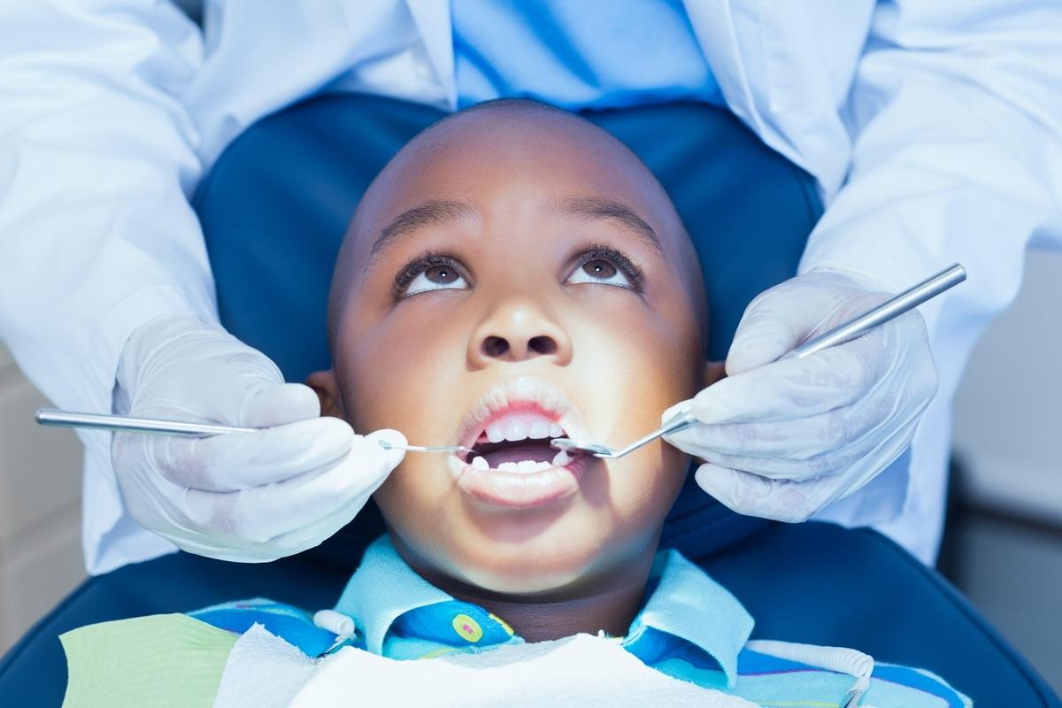 Dentista para criança em São Miguel